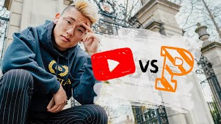 YouTube almost got me KICKED OUT of Princeton University