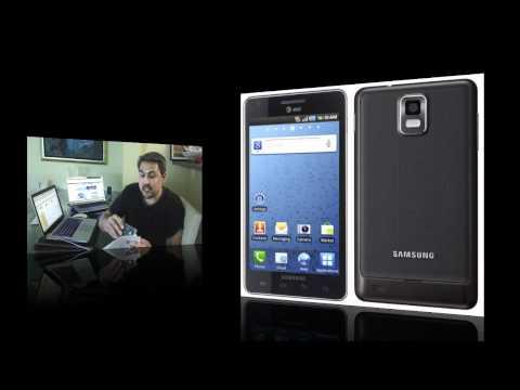 Nuevo Celular Samsung Infuse 4G  Pantalla AMOLED 4.5 Pulgadas