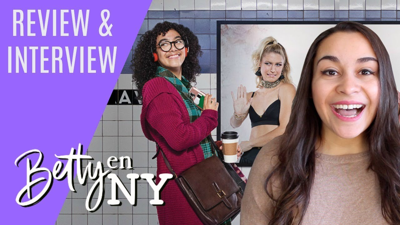 Ugly Betty Returns In Betty En NY! Plus Elyfer Torres On The Confidence  Playing Betty Has Given Her
