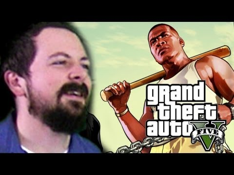 Feeling Franklin! - Grand Theft Auto V is AWESOME! - Part 3