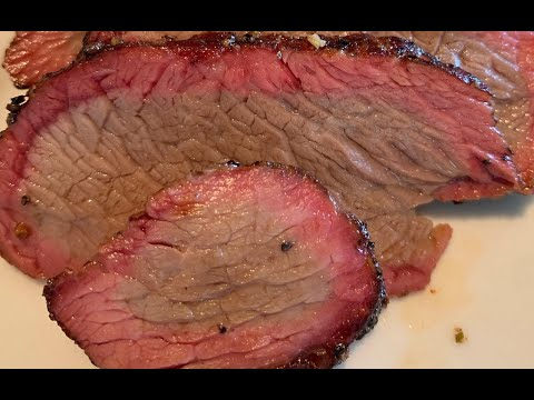 How To Cook A Tri Tip Brisket Style
