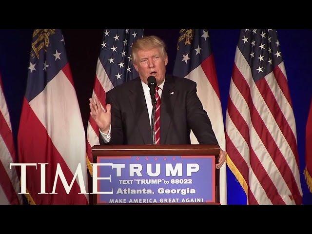 """Trump sobre Kim Jong-un: """"Me honraría reunirme con él en las circunstancias adecuadas"""""""