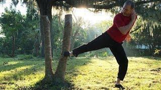 Hurricane Wing Chun—Rebel Wing Chun Wooden Dummy Core JKD