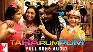 Ta Ra Rum Pum - Full Song Audio | Shaan | Mahalaxmi Iyer | Sneha & Shravan Suresh | Vishal & Shekhar