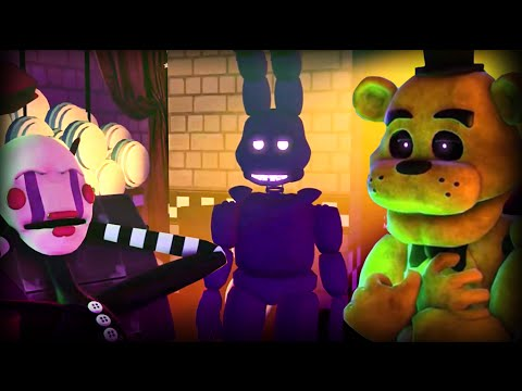 [SFM FNAF] You can't stop the Future