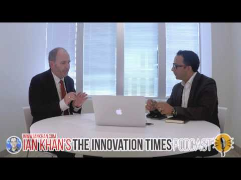 Interviewing Chris Hobson CMO Orion Health -  Technology Futurist Ian Khan