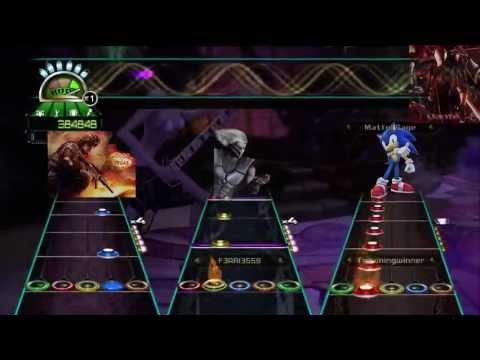 Survivor Eye of the Tiger Guitar Hero...