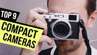 9 Best Compact Cameras 2018 Reviews