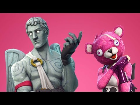 Valentine S Day Fortnite New Skins And Weapons Youtube