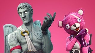 VALENTINE's DAY FORTNITE NEW SKINS and WEAPONS