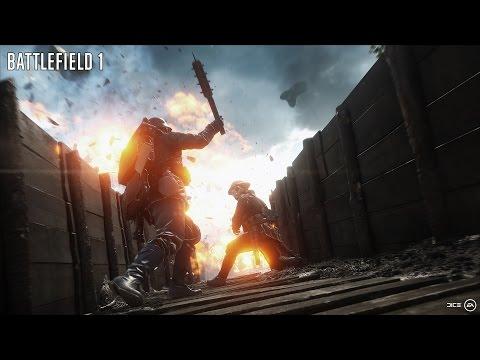В продажу поступило коллекционное издание игры Battlefield 1