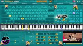 GHEN - KHẮC HƯNG x MIN x ERIK On Piano Pc - HTP World