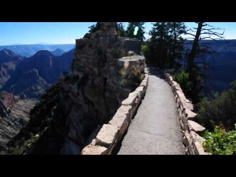 Grand Canyon North Rim - Most Amazing Trail EVER!