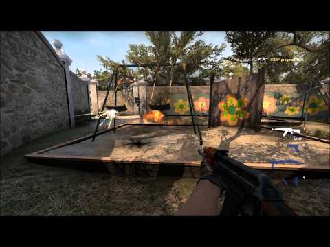 CS:GO Playing Palace Mirage - MM Academy #44 from YouTube · Duration:  11 minutes 31 seconds