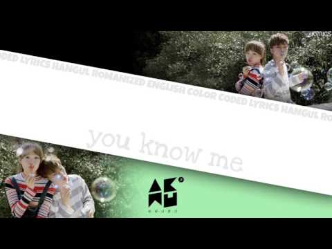 AKMU – YOU KNOW ME  [Han| Rom| Eng color coded lyrics]