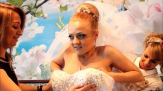 Видео сборы невесты Киев