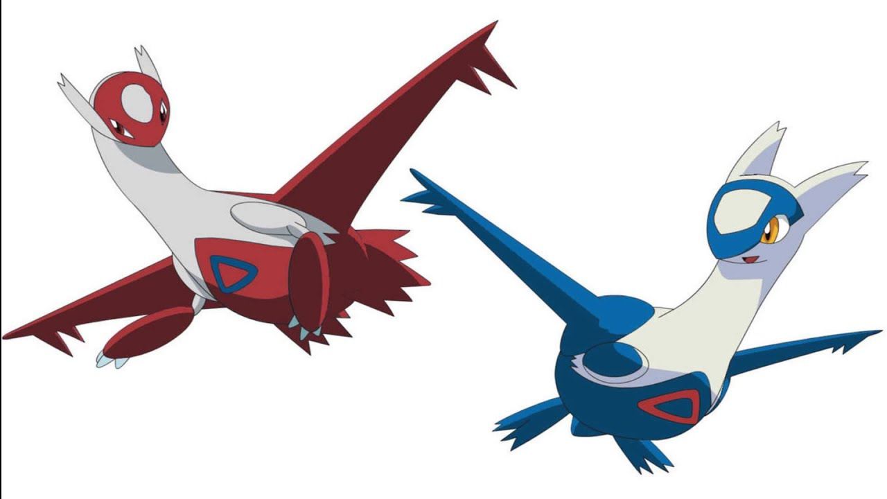 Mega Latios und Mega Latias - YouTube Wailord Wallpaper