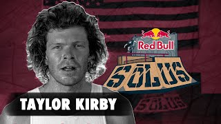 Taylor Kirby  |  Red Bull SŌLUS Entry