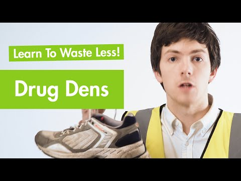Make Your Drug Den Eco-Friendly   #LittleTips from Lambeth Council