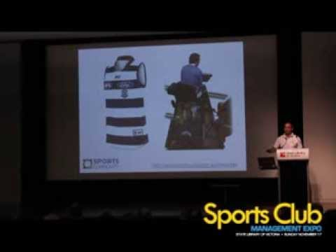 Sports Community MD Steve Pallas speech at 2013 Sports Club Management Expo