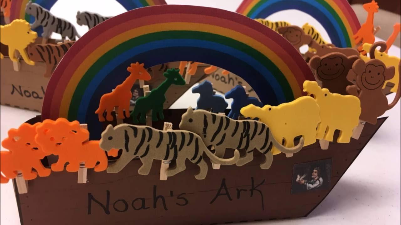 noah u0027s ark project by trinity ucc kids youtube