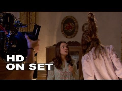 the conjuring behind the scenes footage part 2 youtube
