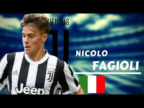 NICOLO FAGIOLI - Genius Goals, Assists and Skills - 2017/2018 || HD