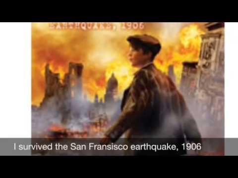 I survived the Earthquake of 1906 - YouTube