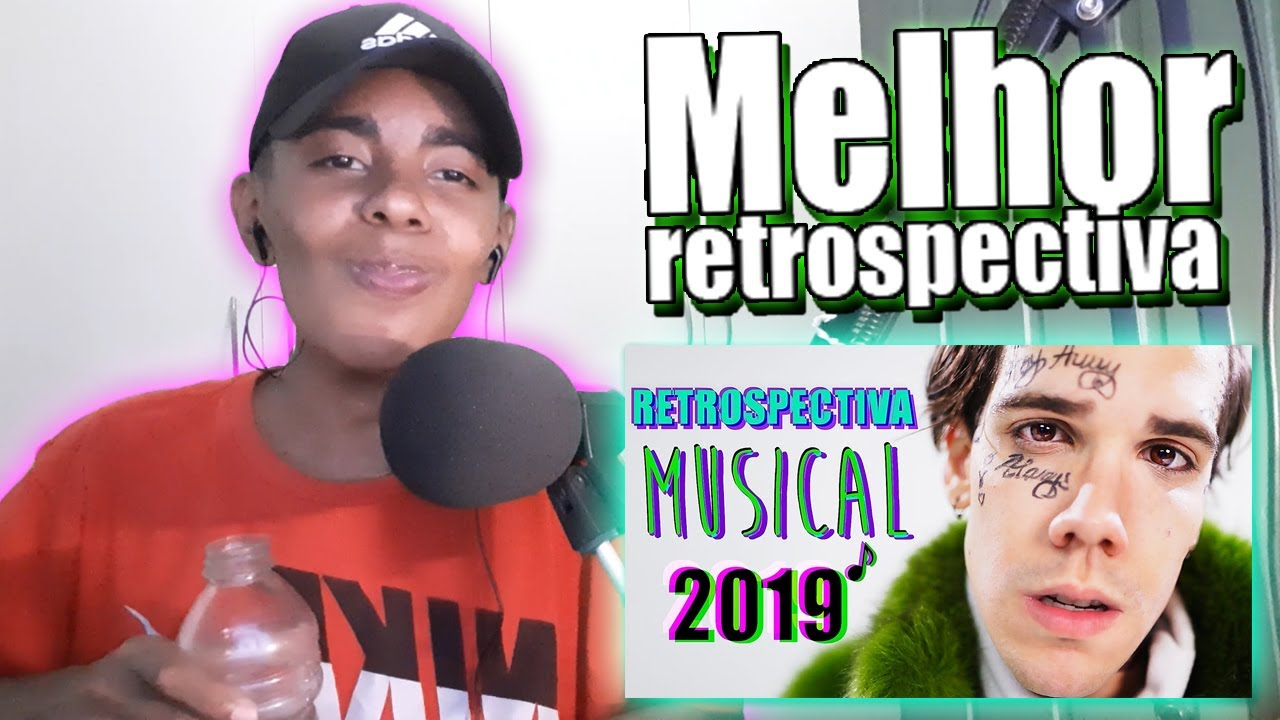 REACT - RETROSPECTIVA MUSICAL 2019 - MrPoladoful