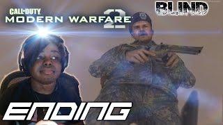 HE MUST DIE | Call Of Duty Modern Warfare 2 Walkthrough / Gameplay [Blind] - Part 8 [ENDING]