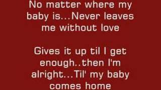 Til My Baby Comes Home | Fantasia