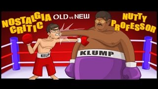 Nostalgia critic - Old Vs New: The Nutty Professor Vs The Nutty Professor (rus sub)
