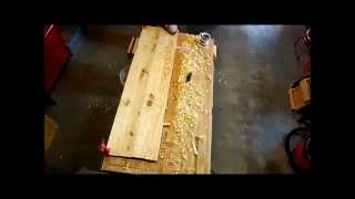 Using A Hand Plane For Woodworking S2 E4