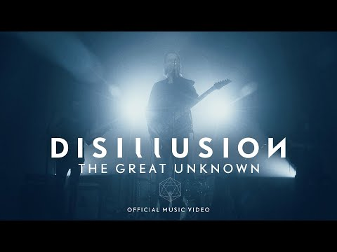 Disillusion - The Great Unknown [Official Music Video] new album out Sept 6, 2019!