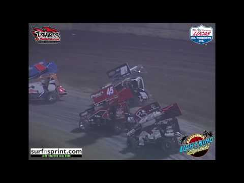 California Lightning Sprints at Ventura Raceway - 10/15/16
