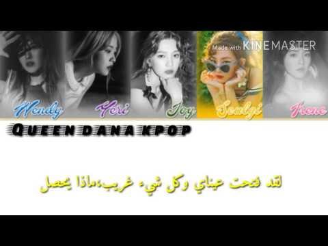 Red velvet-Zoo-Arabic sub-الترجمة العربية