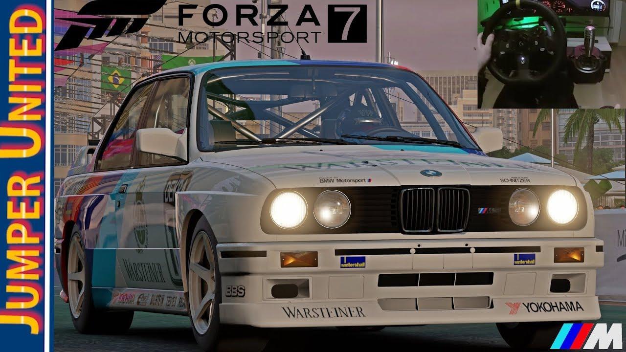 Forza Motorsport 7 Bmw M3 E30 Très Joueuse