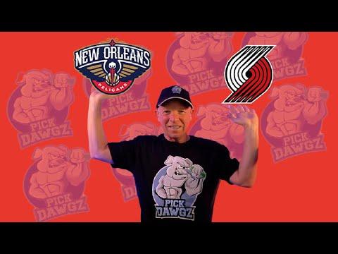 Portland Trail Blazers vs New Orleans Pelicans 3/18/21 Free NBA Pick and Prediction NBA Betting Tips