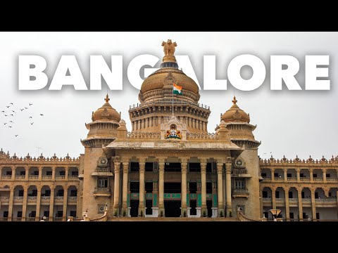 A DAY IN BANGALORE | BANGALORE INDIA TOUR  // Akshay Joshi