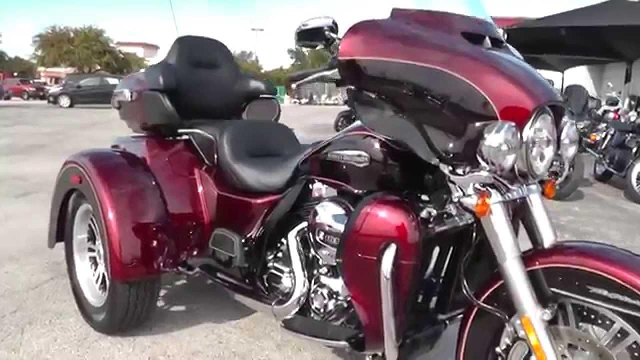 859394 - 2014 Harley-Davidson Tri-Glide Ultra Classic - Used Trike ...