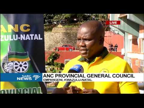 KwaZulu-Natal ANC's Provincial General Council nears end