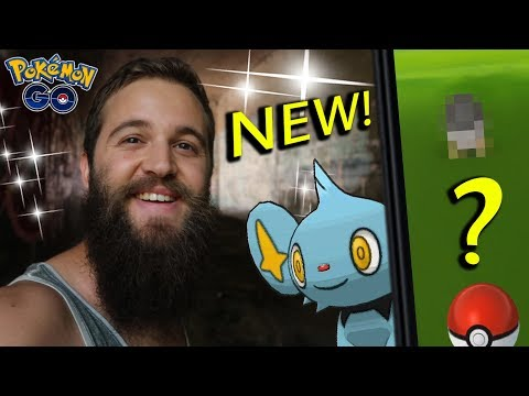 RURAL POKEMON GO PROVIDING THE GOODS! (NEW GEN 4 DEX ENTRY + SHINY HUNT) - VLOG thumbnail