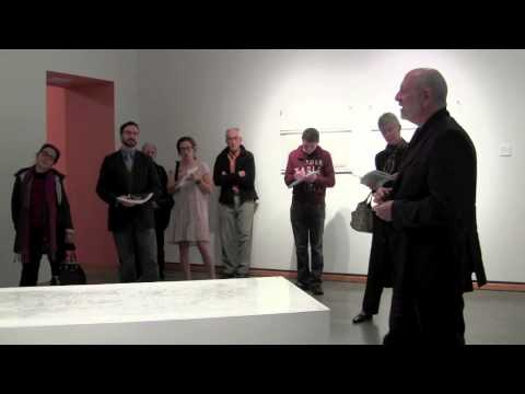 Anthony Viscardi: Tracing Time To Measure Space - New Drawings and Constructions.