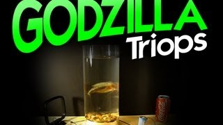 Godzilla Triops (How to grow giant, radioactive triops)