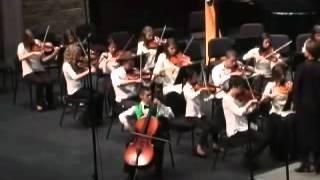 Popper: Hungarian Rapsody for Cello