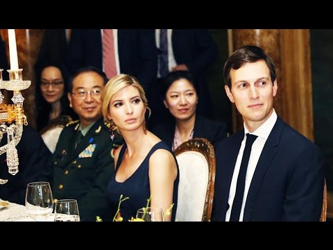 Jared Kushner Caught Selling Golden Tickets To America