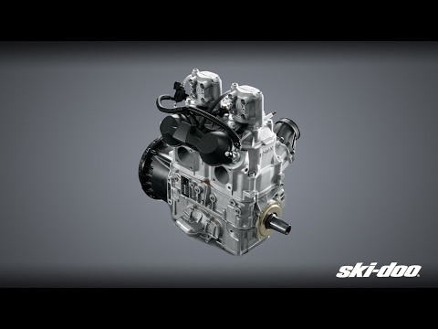 Rotax 600 H.O. And 800R E-TEC Engines - 2018 Ski-Doo