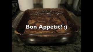 Mocha Cappuccino Pudding Cake En Francais