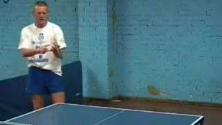 Mark Smith Table Tennis Coaching Video - Service