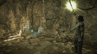 "Shadow of the Colossus PS4: Last Guardian Secret Cave ""Boon of the Nomad"" Trophy"